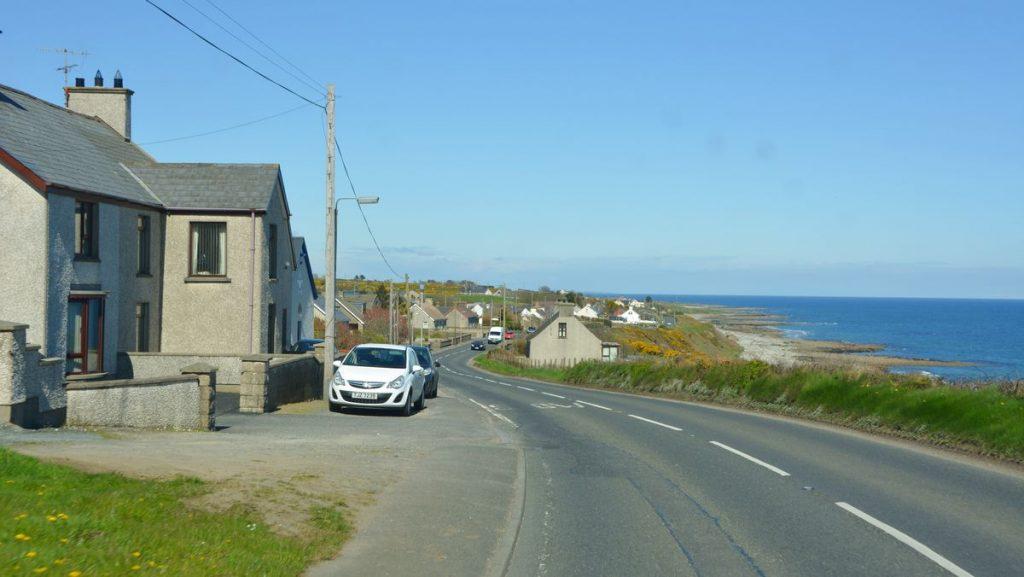 Irländsk kustväg