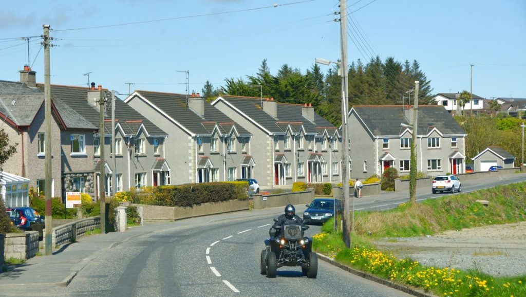 Irland östkust