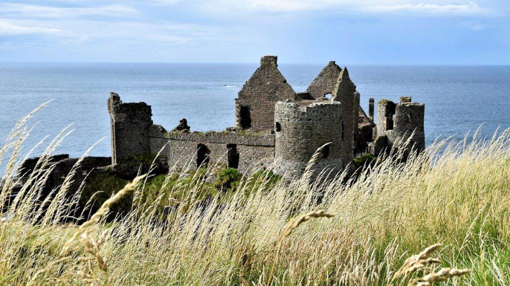 Irland ruin
