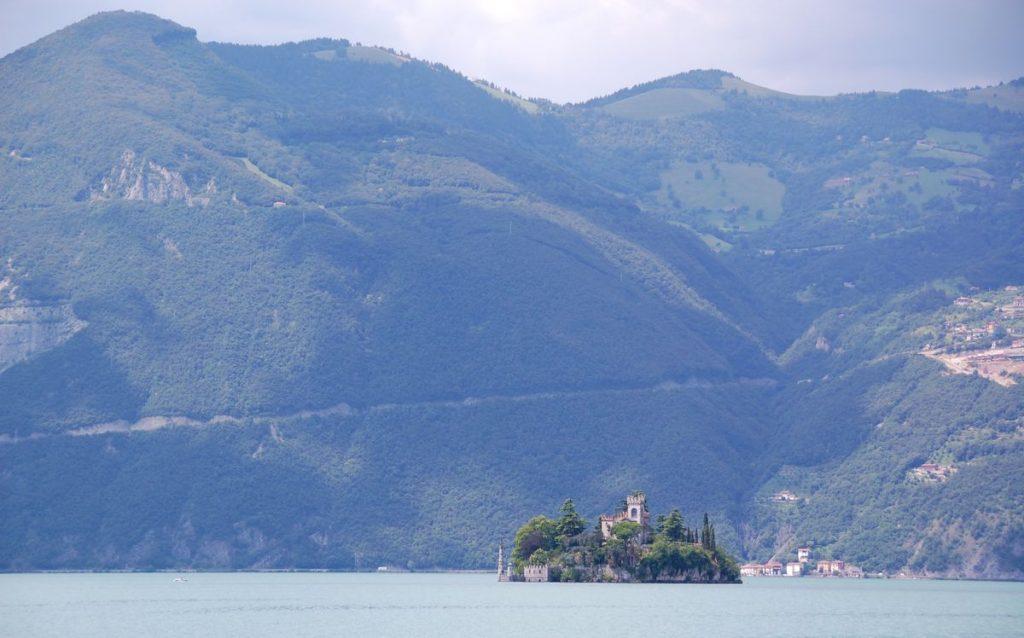 Iseo Italien