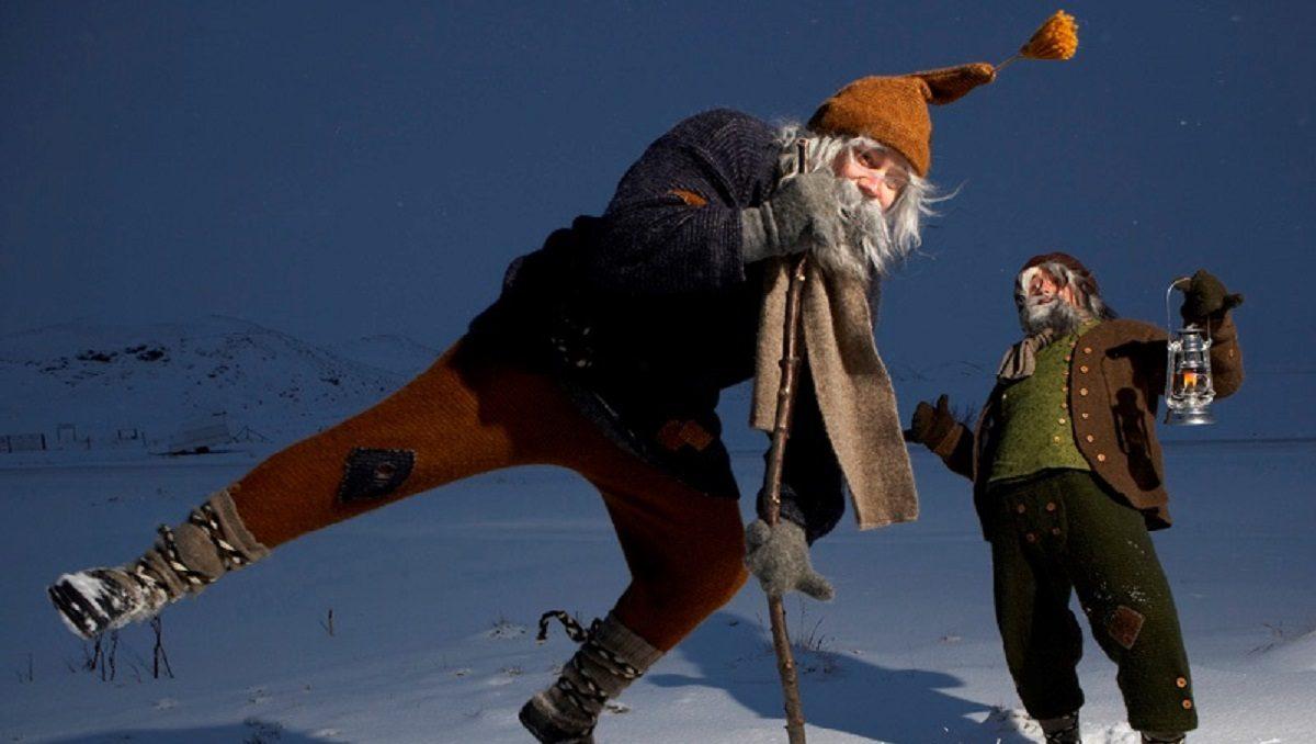 Isländska jultomtar