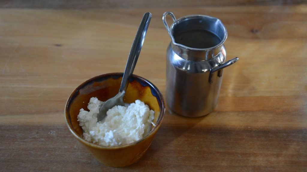 Isländsk mat: Skýr
