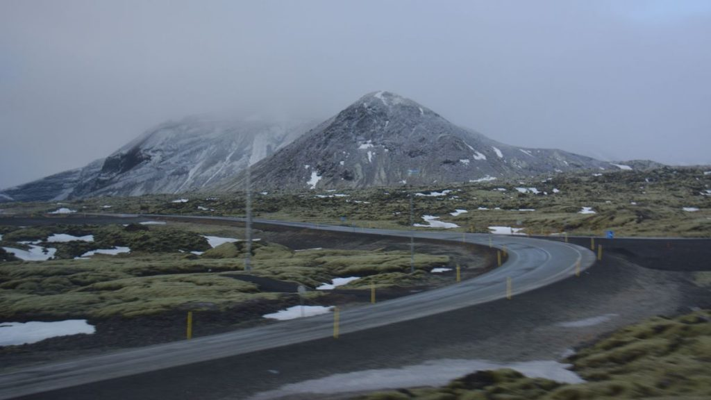 Island vägar