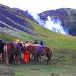 Ridtur på Island