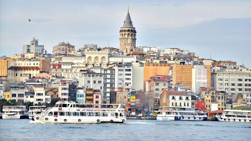 Europas största städer: Istanbul