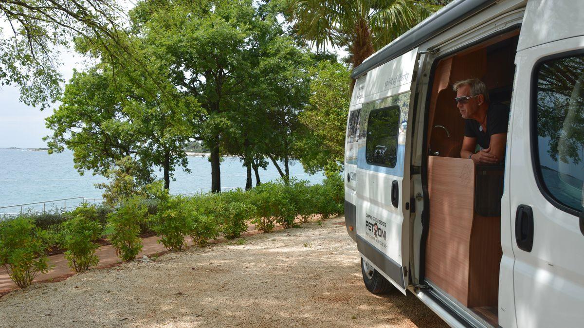 Ställplatser och campingar 2018