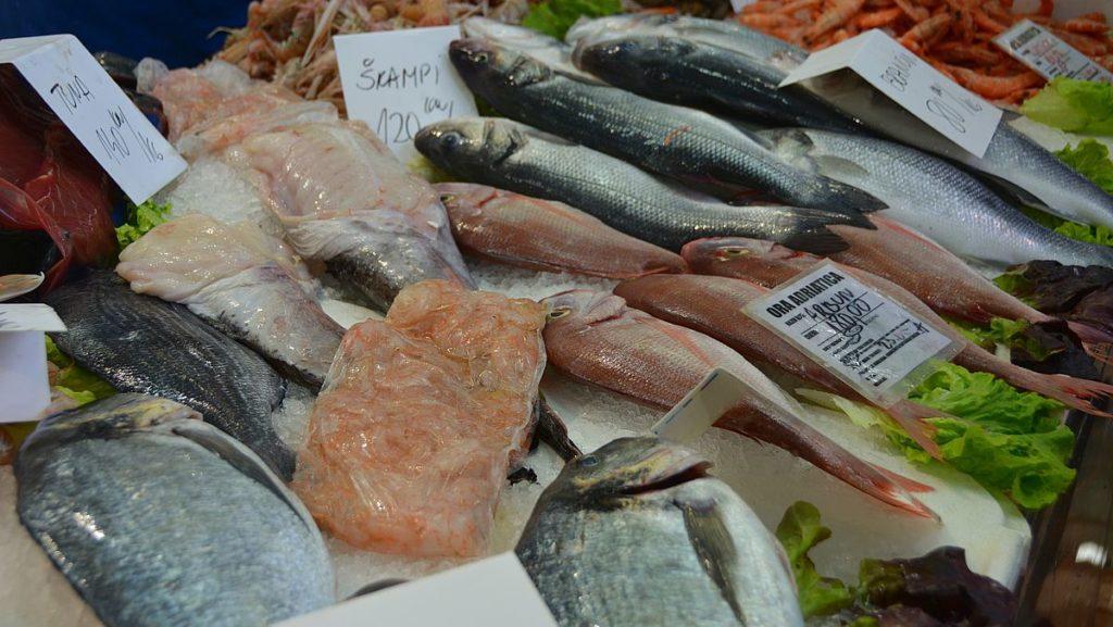 Vad äter man i Kroatien? - grillad fisk