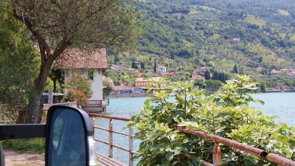 Italien Iseosjön