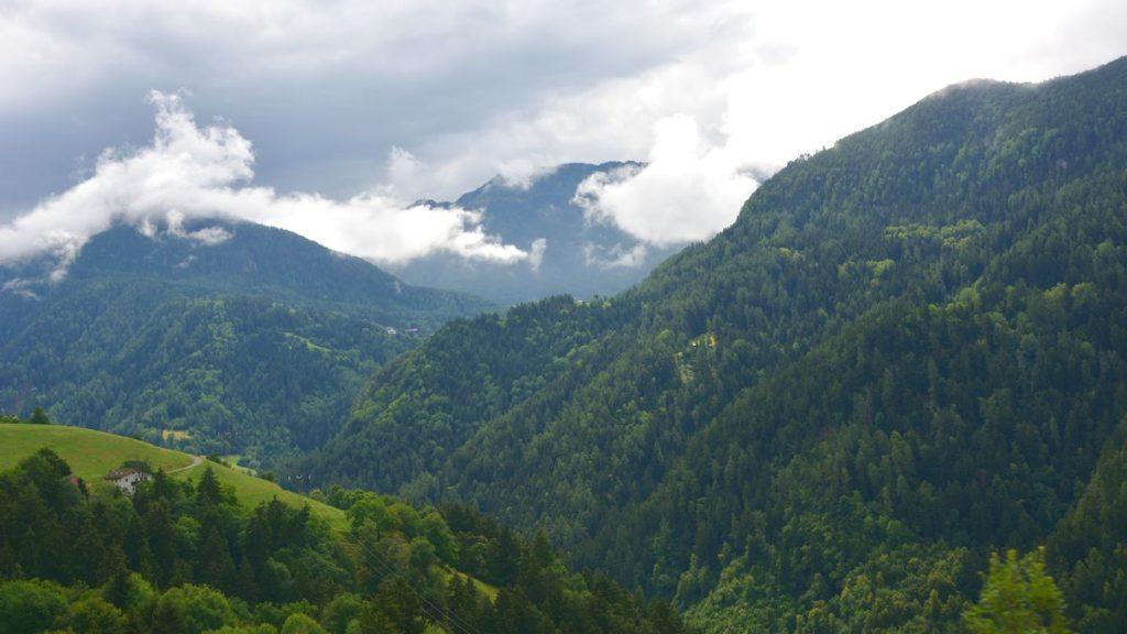 Italien berg