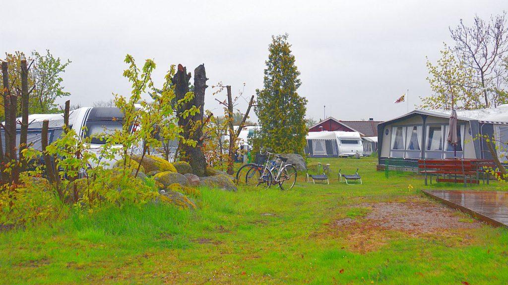 Ivön camping caravan Club