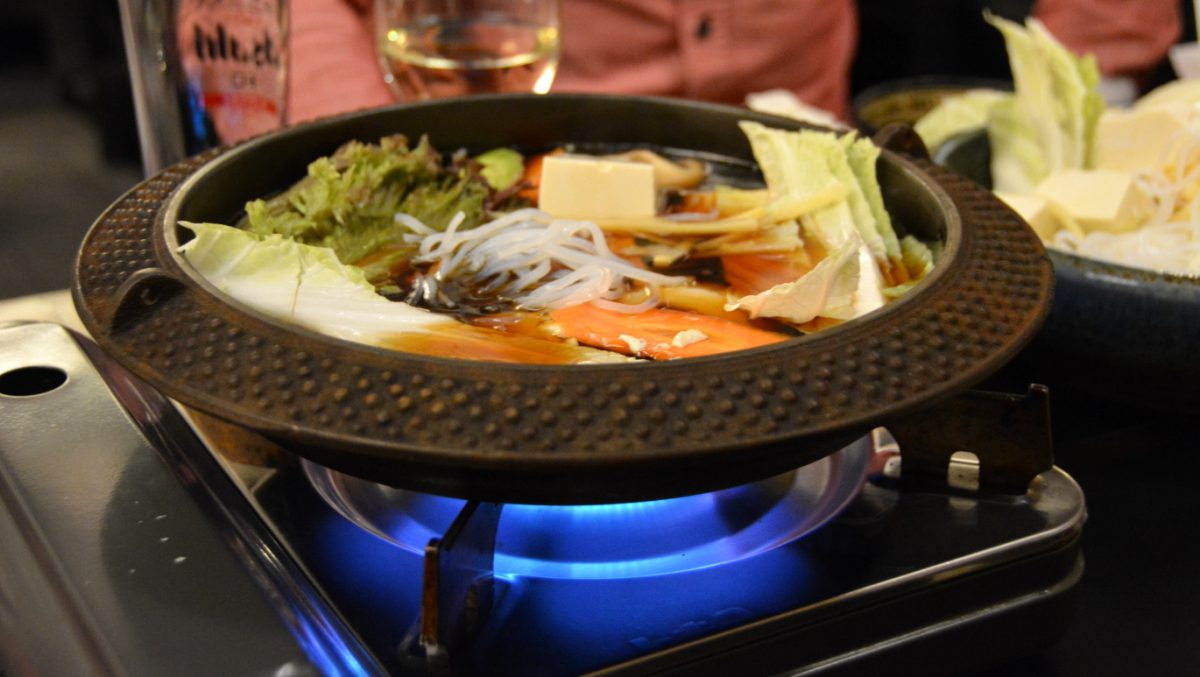Japansk fondue