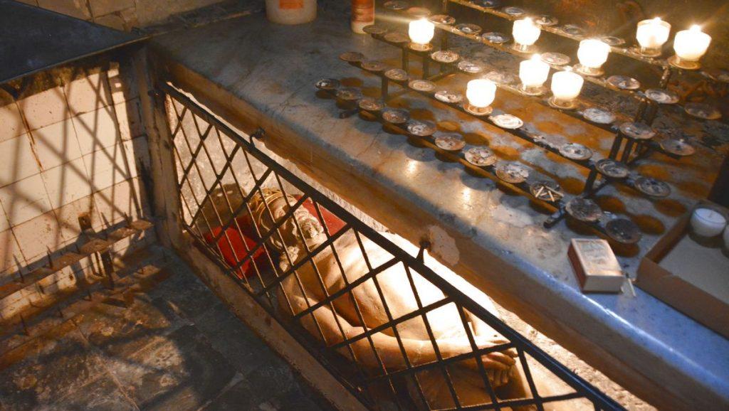 Jerusalem chapel Brygge