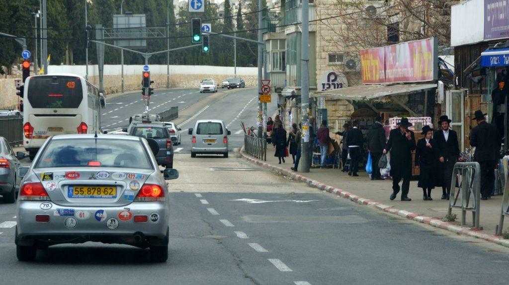 Jerusalem judiska kvarter