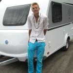 Veckans Gäst: Johan Persson, husvagnsentusiast