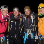 Veckans Gäst: Jonas Andrén och vänner, bergsbestigargäng