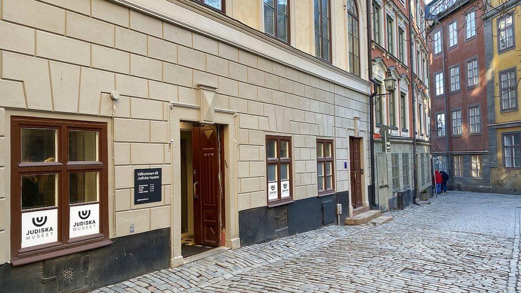 Stockholms äldsta synagoga