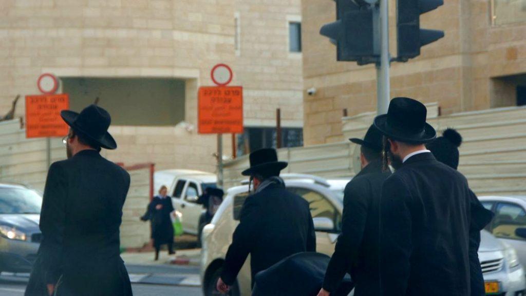 Judiska kvarter jerusalem
