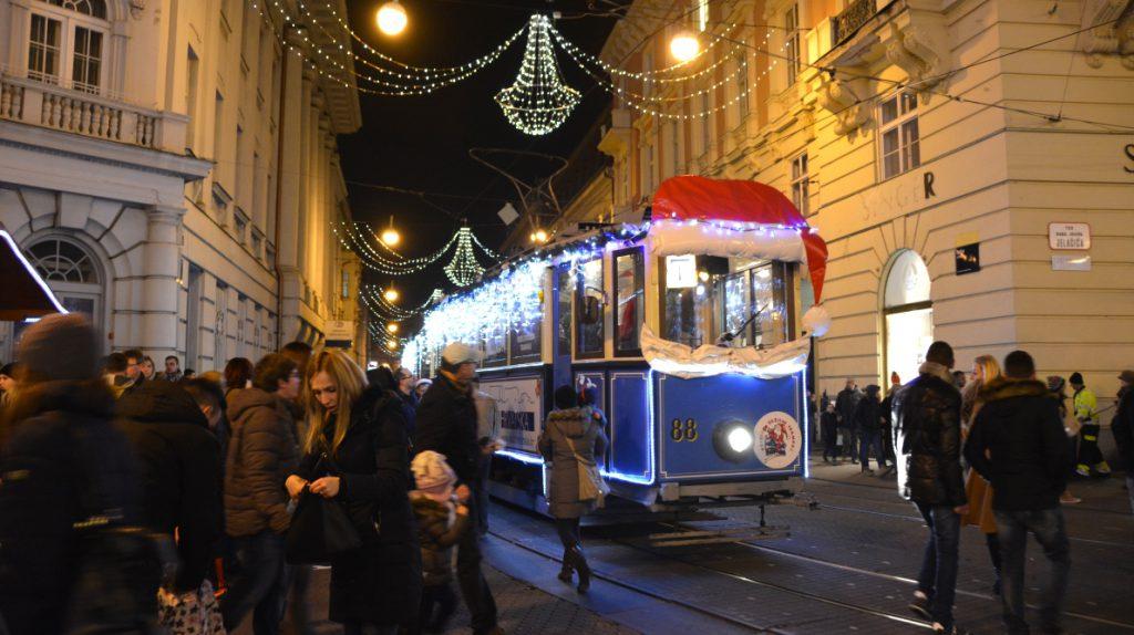 Spårvagn Zagreb