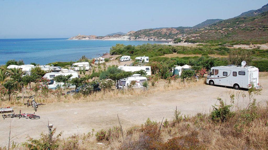 Campa och fricampa i Spanien