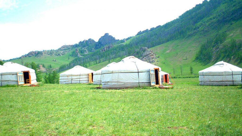 Restips om Mongoliet
