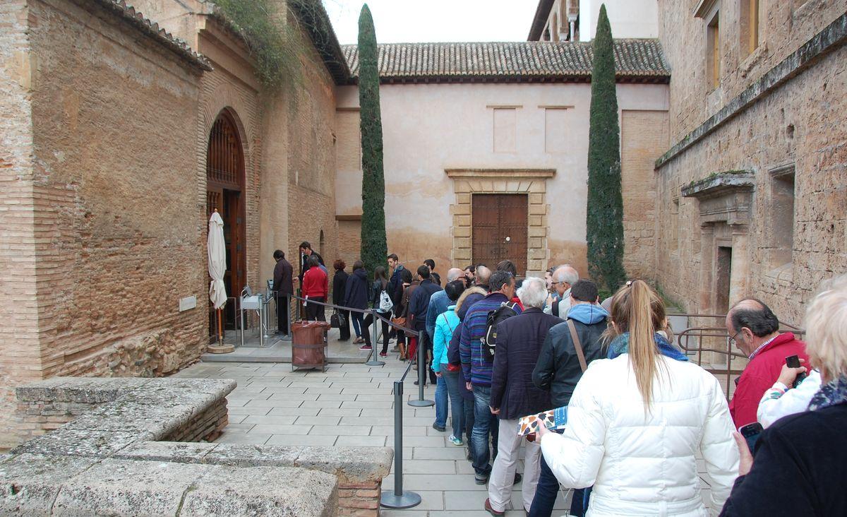 Köer Alhambra