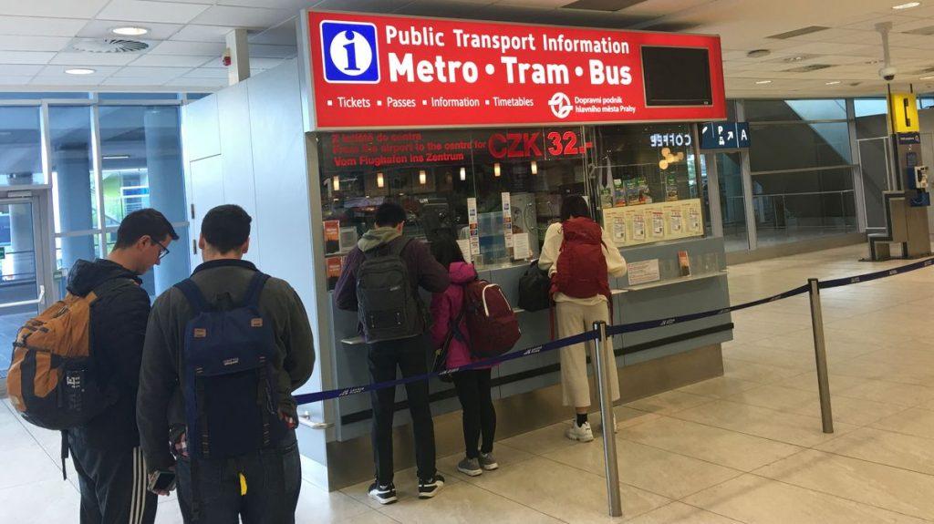 Resa till Karlovy Vary - köpa bussbiljetter
