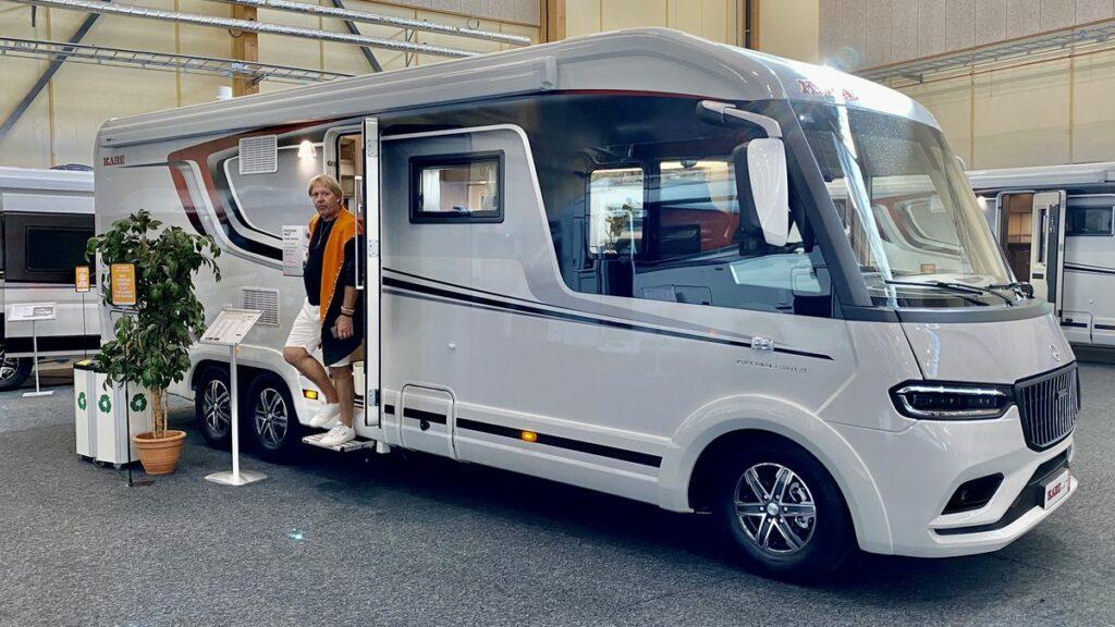 husbilar 2021 Kabe Imperial