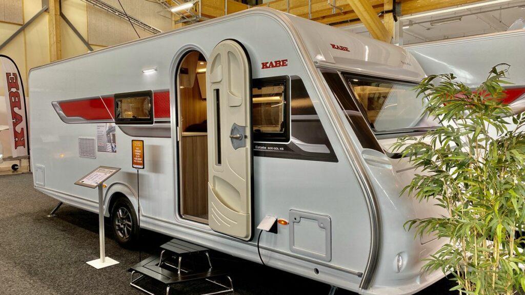 Husvagnar 2021 från Kabe - Estate