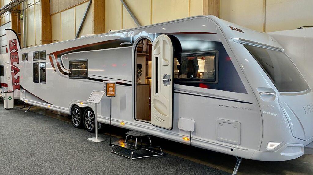 Husvagnar 2021 från Kabe - Imperial