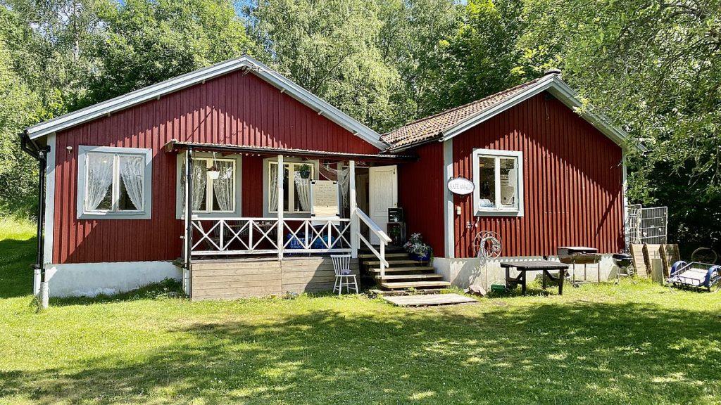 Haraldsgård på Blidö