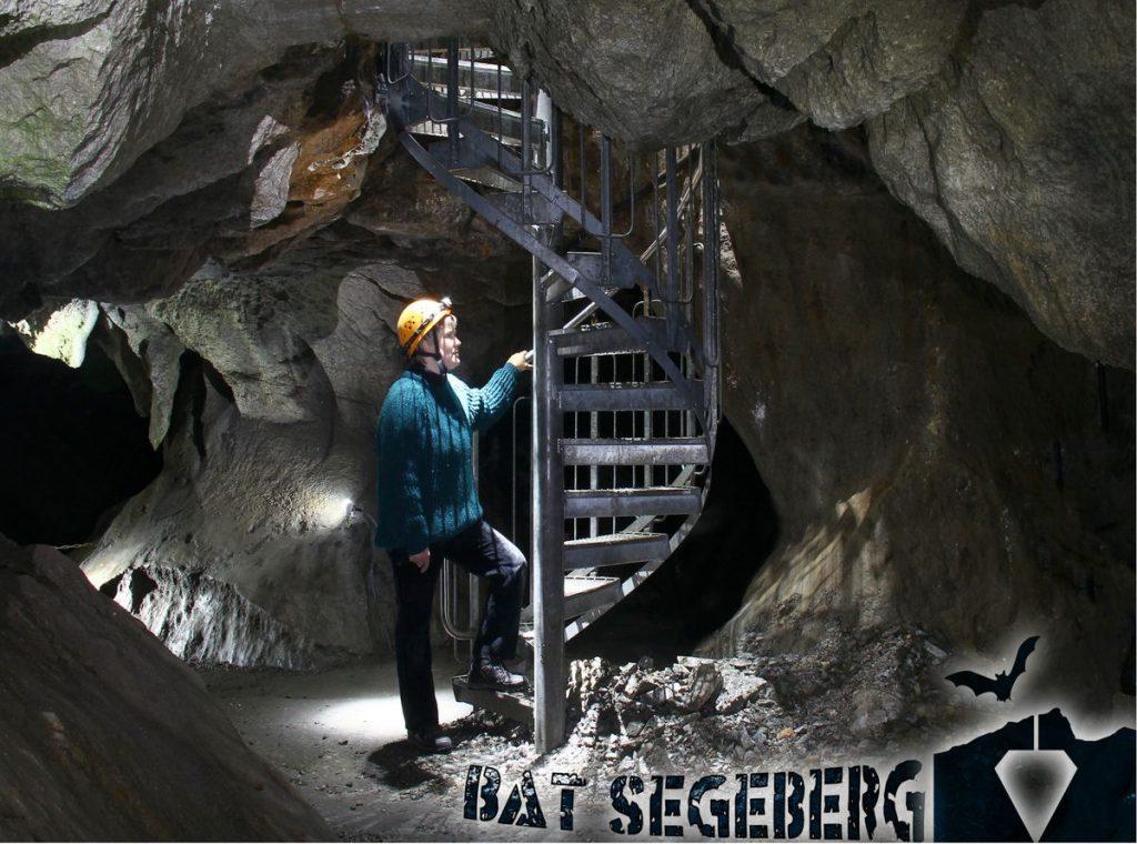 Fladdermusgrotta i Bad Segeberg