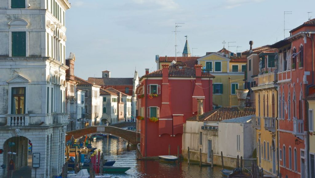 Kanaler Chioggia