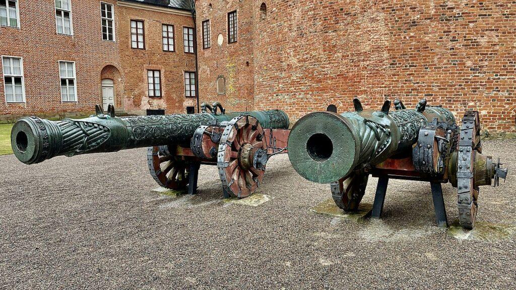 Gripsholms slott - Suggan och Galten