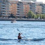 Söndagstrafik på vattnet