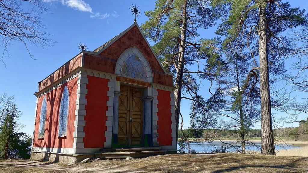 Göra i Uppland - Rydboholms slott