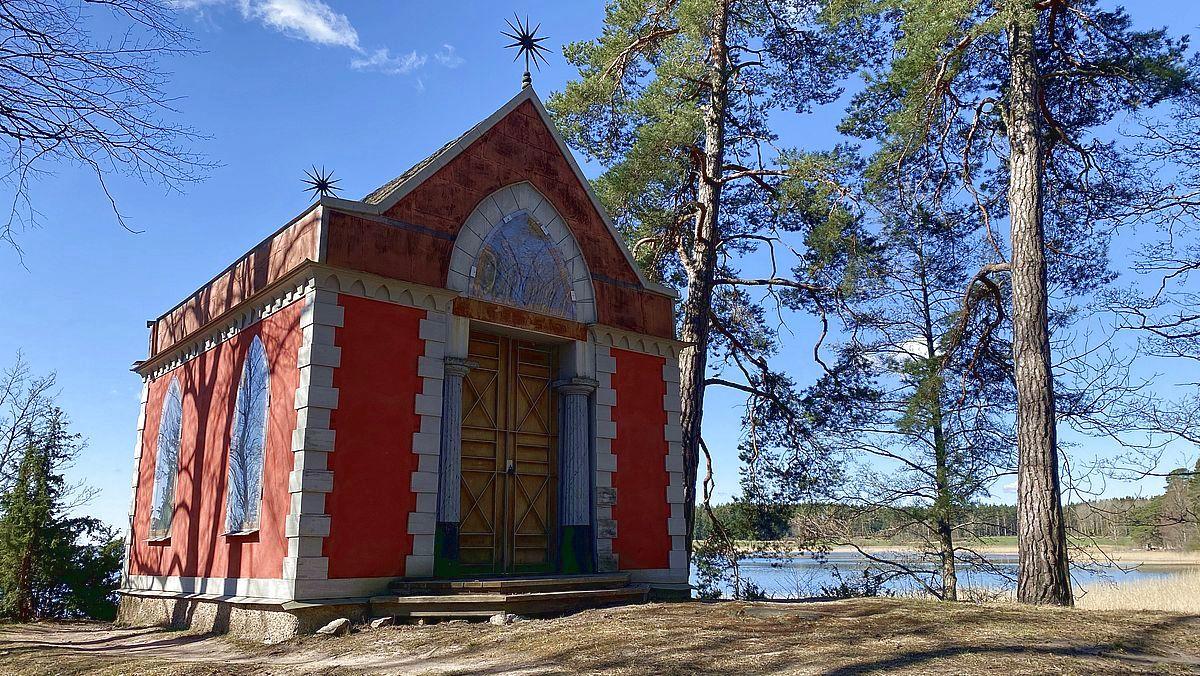 Kapell vid Rydboholms slott