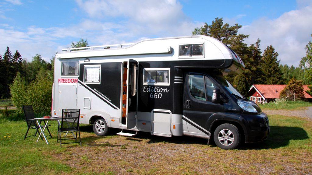 Kapellskär camping