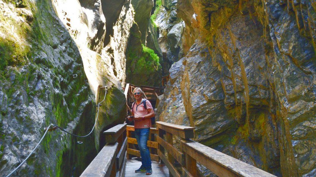 Kaprun Sigmund Thun Gorge