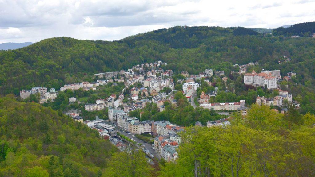 Hotell i Karlovy Vary