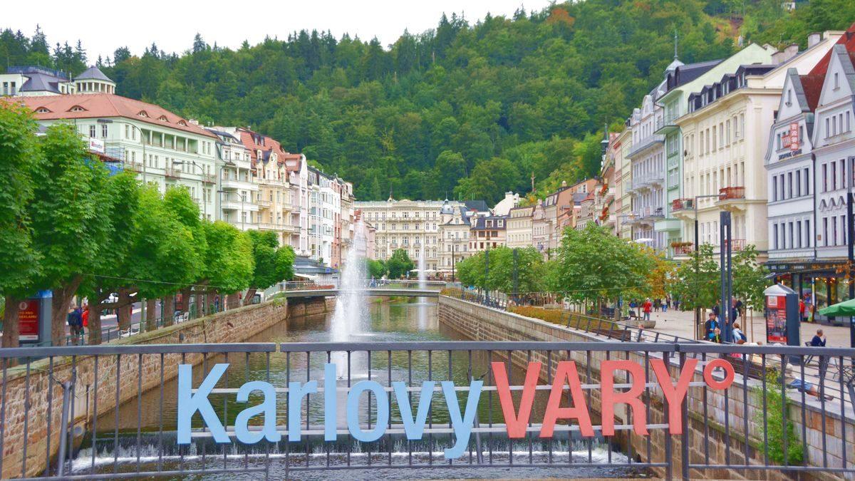 Karlovy Vary Tjeckien