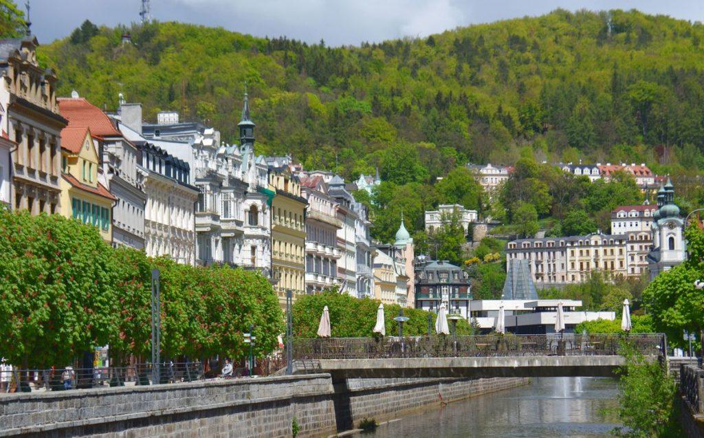 Resa till Karlovy Vary