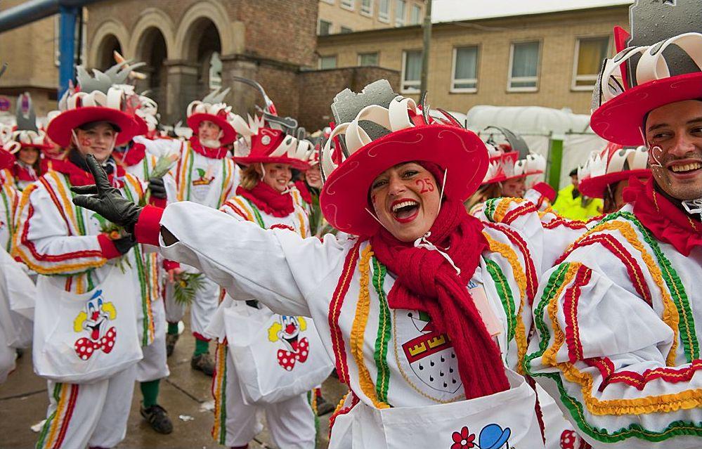 Festival i Tyskland - Karneval