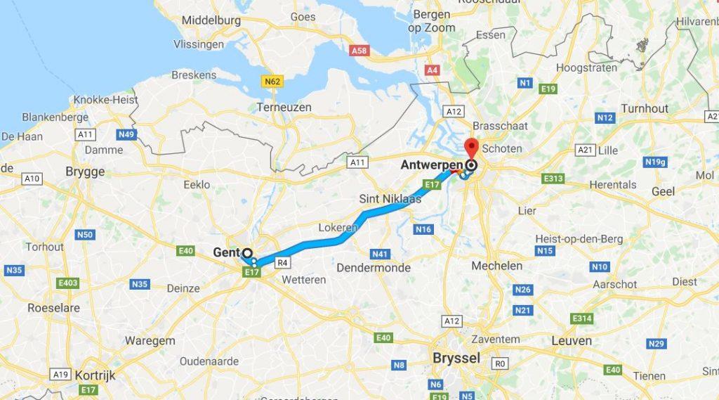 Gent - Antwerpen