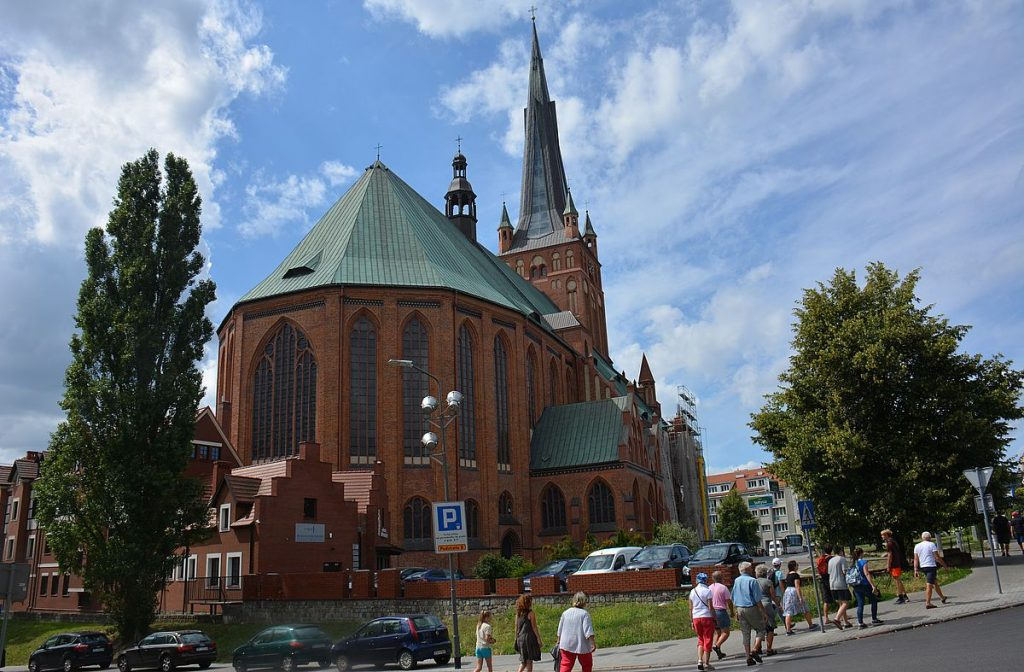 Se och göra i Szczecin? Kolla in katedralen