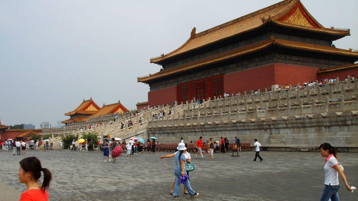 Kina förbjudna staden