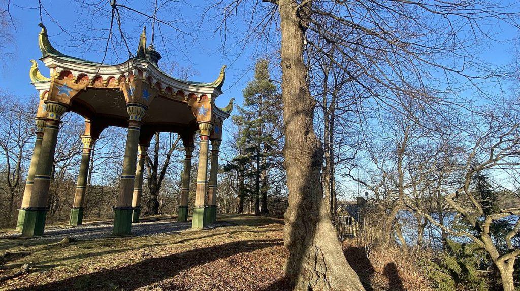 Kinesiska paviljongen i Hagaparken