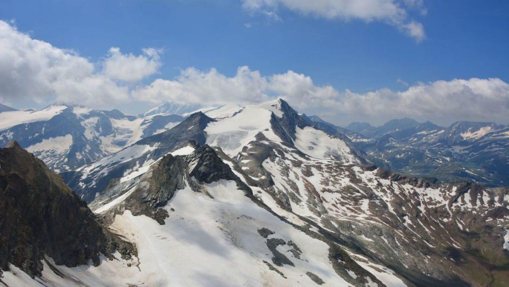 Kitzsteinhorn Österrike