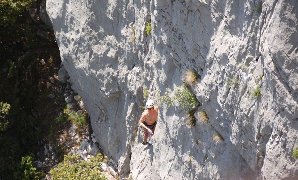 klättring