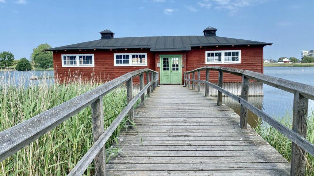 Göra i Kalmar - besök klapphuset