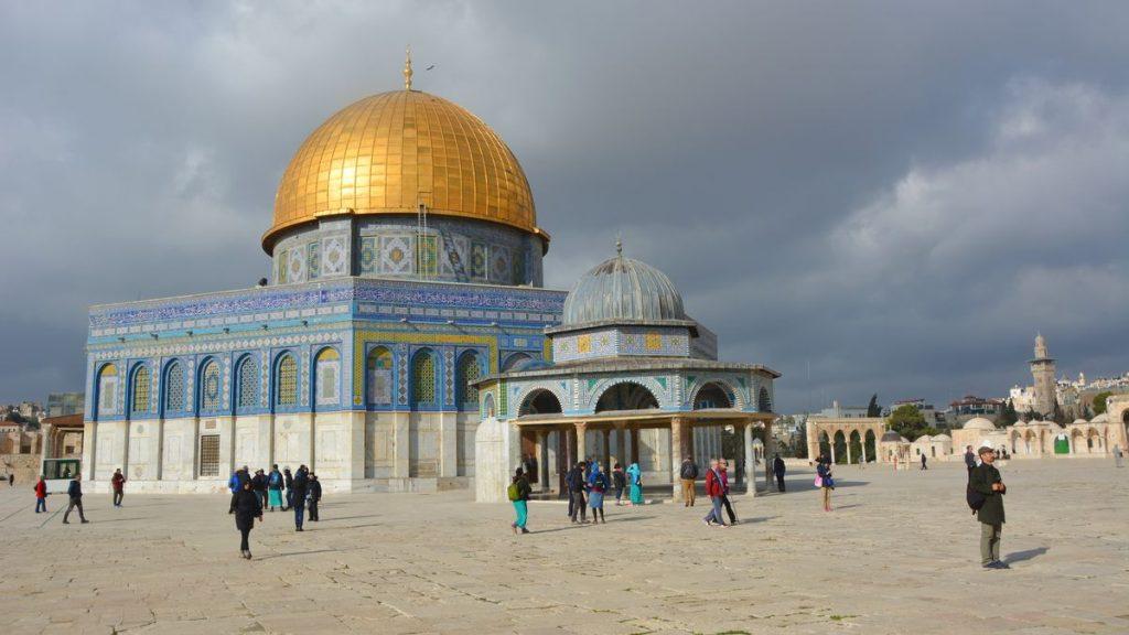 Sevärdheter i Jerusalem - Klippdomen